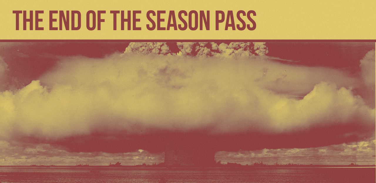 End of Season pass